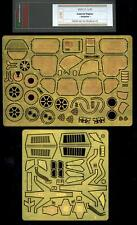Green Strawberry Models 1/32 COLONIAL RAPTOR EXTERIOR Photo Etch Detail Set
