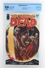 Walking Dead #27 -MINT- CBCS 9.8 NM/MT - Image 2006 - 1st App of the Governor!!!