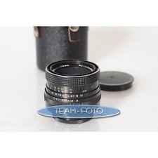 Pentacon Pancolar MC 1,8/50 M42
