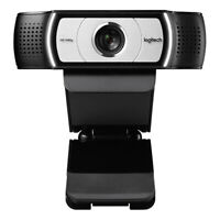 Logitech Webcam C930e/C930c Carl Zeiss 15MP 1080P FHD Camera 1080P HD Webcam