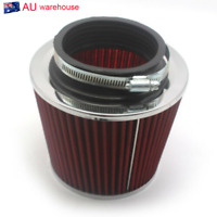 Car Air Filter Vehicle Induction Kit High Power Mesh 90mm Universal Performance