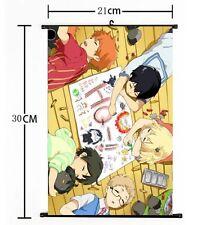 Hot Japan Anime Haikyuu!! Shoyo Hinata Shonen Home Decor Poster Wall Scroll 01