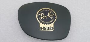 Ray-Ban RB2140 /RB4105 Wayfarer Replacement LEFT lens Only Green Classic G-15 50