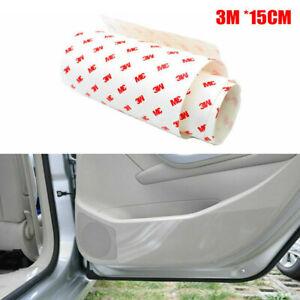 Car Paint Protection Film Vinyl Wrap Film Clear Sticker Protector 3M x15cm UK
