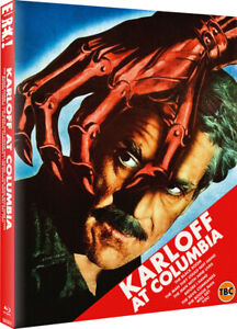 Karloff At Columbia Limited Edition (With Slipcase + Booklet) Blu-Ray