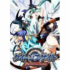 Used PSP Queen's Gate Spiral Chaos  SONY PLAYSTATION JAPAN IMPORT