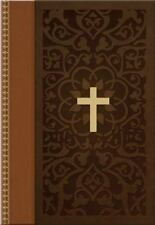Kjv Large Print Compact Bible by Holman Bible Staff (2009, Imitation Leather,...
