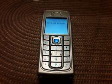 Nokia  6230i - silber (Ohne Simlock) Handy