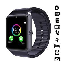 "Reloj pulsera 1.54"" Bluetooth inteligente Cámara SIM Ranura para tarjeta TF Podómetro LCD táctil"