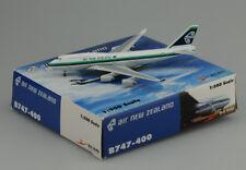 Air New Zealand B747 Big Bird model Scale 1:500 Diecast model