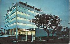 OLD VINTAGE COCONUT GROVE BANK IN MIAMI FLORIDA POSTCARD