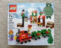 LEGO Seasonal Holiday Christmas - Christmas Train 40262 - New & Sealed