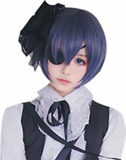 Ecst Cosplay Wig for Black Butler Ciel Phantomhive