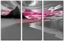 Large (up to 60in.) Pink Abstract Art Prints