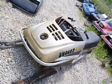 Columbia F/C Vintage Snowmobile, JLO Engine, Good Compression