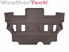 WeatherTech Floor Mats FloorLiner for Escalade/Tahoe/Yukon - 3rd Row - Cocoa