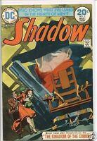 Shadow 1973 series # 3 very fine comic book