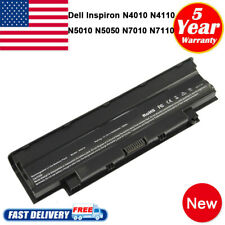 6Cell Battery for Dell Inspiron 15R(N5010) 14R(N4110) N5030 M5030 M5010 N5040 PC