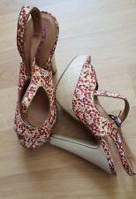 Ladies summer high heels - Size 39/6