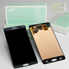 NEU & 100% Original Samsung Galaxy Note 4 SM-N910F Display Screen schwarz black