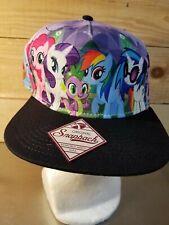 My Little Pony Friendship Is A Magical Rainbow Snapback Baseball Cap