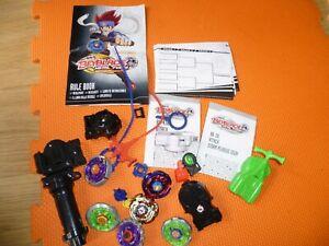 Original Beyblade Joblot Bundle Hasbro Takara Tomy