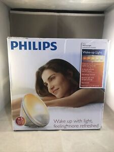 Philips SmartSleep WakeUp Light HF3520/60 Therapy Alarm Clock Colored Sunrise OB
