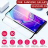 For Samsung Galaxy S10 Plus S10E 6D Curved Tempered Glass Screen Protector Film