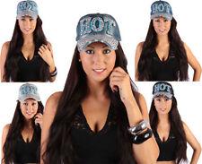 Chapeaux bleus pour femme
