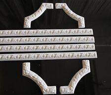 Acorn plaster Panel mould & small corners