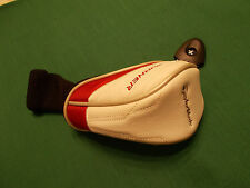 TAYLORMADE AERO BURNER HEAD COVER - FLAWLESS CONDITION!