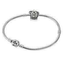 PANDORA 590702hv-21 Beads Armband Silber 21 Cm