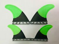 Surfboard Fins - Quad Fins Sets & 4 Fin Sets (Futures)Thruster Surfboard Fins