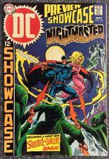 DC Showcase #82 (1969) Feat. Nightmaster
