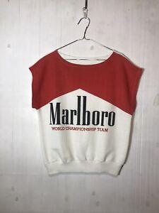 Vintage Marlboro Word Championship Team Gillet Mens Size M