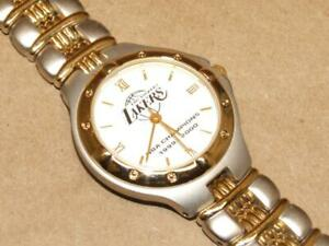 Los Angeles Lakers 1999-2000 NBA Champions Championship Ladies Watch New Battery