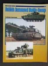 British Armoured Battle Group Concord Publications  Tim Matzold & Daniel Nowak