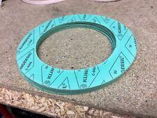 6 X Junta de Brida KLINGERSIL IBC tubería de agua DN100 C4400 de 2 mm de espesor