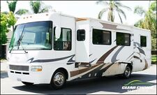 2005 NATIONAL DOLPHIN 35' RV MOTORHOME - TWO SLIDE OUTS - SLEEPS 6 - VORTEC