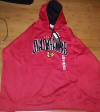 Chicago Blackhawks hooded sweatshirt Size large Brand new with tags