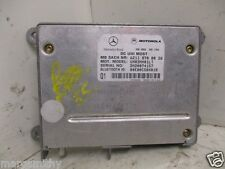 MERCEDES-BENZ E-CLASS W211 - BLUETOOTH CONTROL UNIT MODULE - P.N. A2118700026