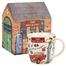 Queens At Your Leisure Collection The Mechanic Mug Gift Boxed