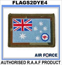 Australian RAAF embroidered uniform patch + FREE Lest we forget sticker #5