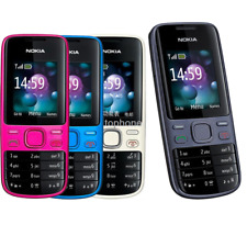 Original Unlocked Nokia 2690 Mobile Phone Message Bluetooth Camera Video FM