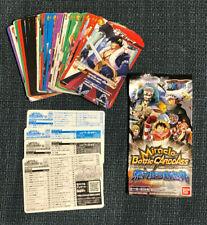 One Piece Miracle Battle Carddass OP14 Reg/Uncoset (55/55)