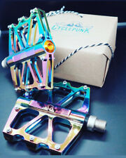 CyclePunk ColdSmoke bling kit Pedals and cages