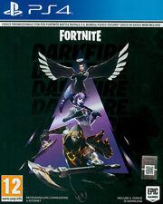 Fortnite - Bundle Fuoco Oscuro [Codice Download] PS4 Playstation 4 WARNER BROS
