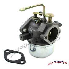 Carburetor Tecumseh Carby 640260 640260A 8Hp 10Hp Coleman Craftsman Generator