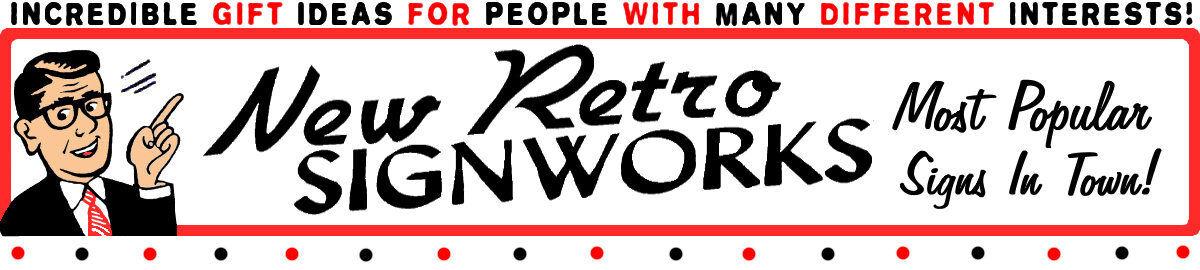 New Retro Signworks