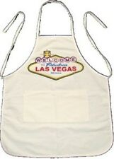 Las Vegas Casino Cooking Grilling Apron Barbeque Chef